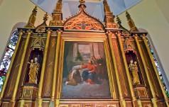 Apostołka Apostołów czczona w kościele w Koszycach