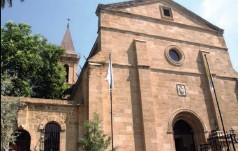 Kościół na zielonej linii