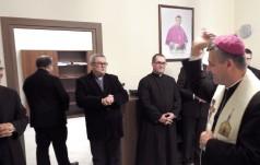 Biskup poświęcił siedzibę sądu