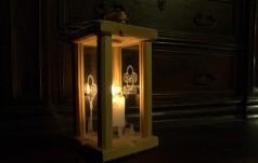 Jasna Góra: Betlejemskie Światło Pokoju