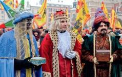 Diecezja kielecka: orszaki Trzech Króli coraz liczniejsze i popularniejsze