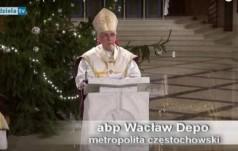 Abp Depo: Boże Narodzenie to wydarzenie, które trwa