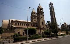 Egipt: 9 ofiar zamachu na kościół koptyjski