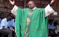 Odwiedził nas kapłan z dalekiego kraju