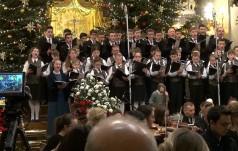 Jubileuszowy koncert Chóru Pueri Claromontani