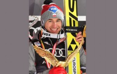 Kamil Stoch Sportowcem Roku 2017