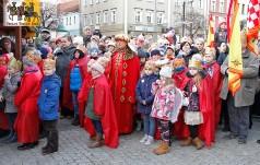 Orszak Trzech Króli po raz szósty w Dzierżoniowie
