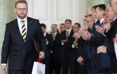 Minister Zdrowia prof. Łukasz Szumowski podpisał Deklarację Wiary