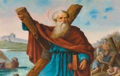 Pierwszy uczeń Mesjasza