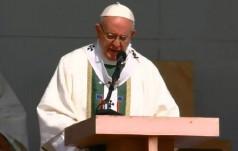 Chile: papież Franciszek odprawił Mszę św. w Santiago