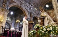 Franciszek w Chile