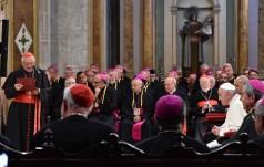 Papież do biskupów chilijskich: Nie dla klerykalizmu i idealnych światów