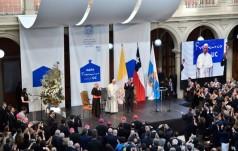 Papież w Chile: przed środowiskiem uniwersyteckim stoi prorocza misja