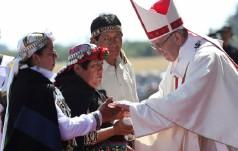 Papież w Chile: Niech Iquique, ziemia imigrantów, będzie nadal krainą gościnności