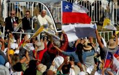 Franciszek podziękował za gościnę w Chile