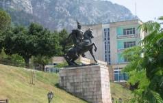 Albania: nowy rok poświęcony Gjergjowi Skanderbeu