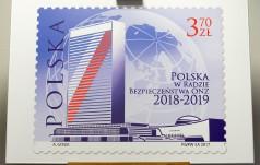 Okolicznościowy znaczek Poczty Polskiej już w obiegu