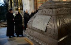 Toruń: Ekshumacja Sługi Bożego bp. Adolfa Piotra Szelążka