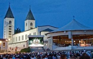 Medjugorie. Miejsce objawienia... Kościoła