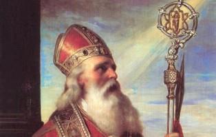 """Święty Mikołaj - """"patron daru człowieka dla..."""