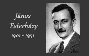 Kraków prawdopodobnie postulatorem procesu Jánosa Esterházyego