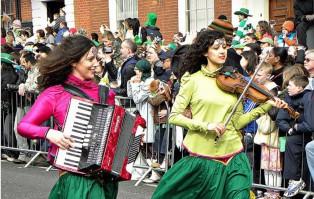 Św. Patryk wciąż czuwa nad Irlandią