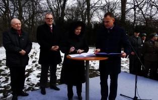Pomnik Wojciecha Korfantego powstanie na Trakcie Królewskim w Warszawie