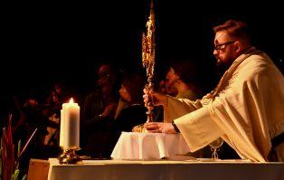 Czuwanie w wigilię Zesłania Ducha Świętego z...