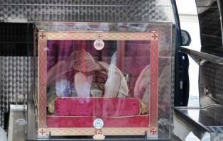 Peregrynacja relikwii św. Jana XXIII