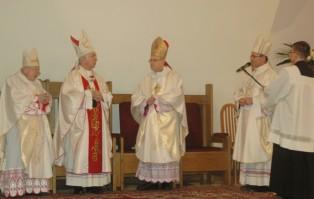 Okrągłe jubileusze kapłańskie biskupów z...