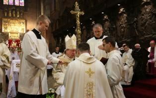 Święcenia kapłańskie we Wrocławiu