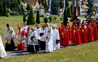 Odpust Kalwaryjski w Praszce