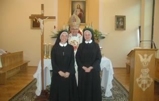 Jubileusz 25 lat ślubów zakonnych Sióstr...