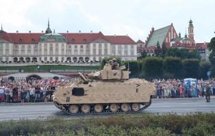 Defilada wojskowa 2018