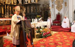 I Archidiecezjalna Pielgrzymka Członków Żywego...