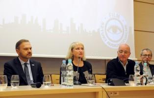 Filmówka w Częstochowie - konferencja prasowa