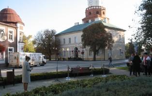 Ławeczka Sendlerowej w Wieluniu
