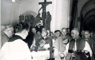 Papieża związki z Trzebnicą