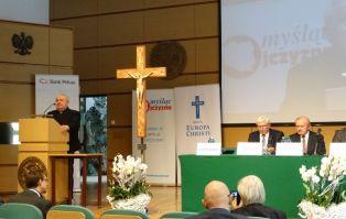Kongres Europa Christi - sesja na UKSW