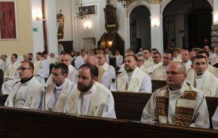 Dzień modlitw o świętość kapłanów w...
