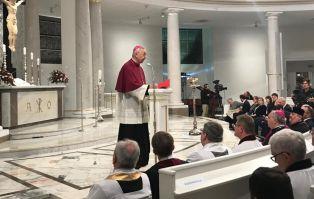 Centralne nabożeństwo ekumeniczne na 100-lecie odzyskania niepodległości