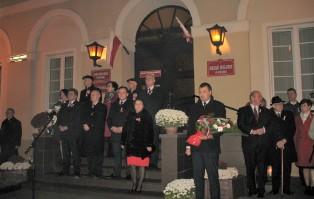Święto Niepodległości w Wieluniu