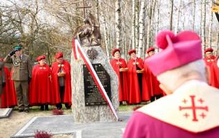 Poświęcenie Miejsca Pamięci na Kalwarii w...