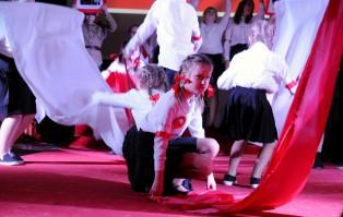 Święto niepodległości u sióstr józefitek