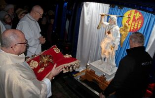 Zakończenie rekolekcji w Oleśnicy