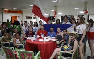 Pielgrzymi Domowego Kościoła w Panamie