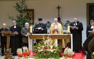 Nabożeństwo ekumeniczne w parafii katedralnej w...