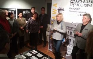 Zdjęcia powojennej Częstochowy na wystawie w...