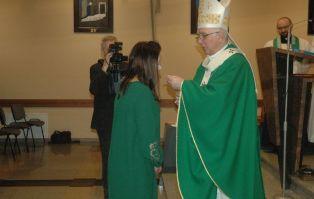 Częstochowa: posłanie misyjne Moniki Kręgiel...