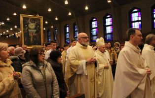 Peregrynacja obrazu św. Józefa w Zielonej...